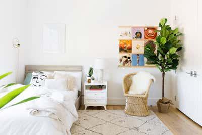 Bohemian Bedroom. Marine Farmhouse by 22 INTERIORS.