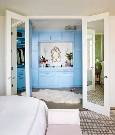 Contemporary Storage Room and Closet. Pacific Heights Jewel by McCaffrey Design Group.