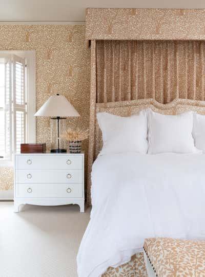 British Colonial Bedroom. Project Pemberton by Kristen Nix Interiors.