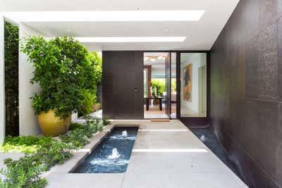 Minimalist Exterior. Hollywood Hills Residence by Olivia Jane Design & Interiors.