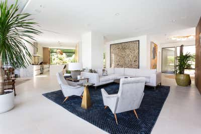 Minimalist Living Room. Hollywood Hills Residence by Olivia Jane Design & Interiors.