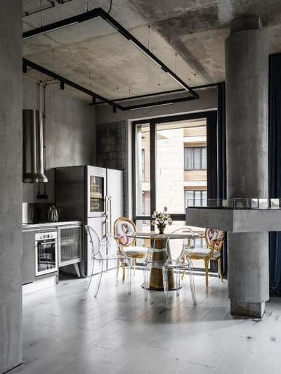 Eclectic Kitchen. Girls Only by Valeriya Razumova.