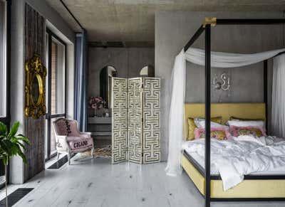 Eclectic Bedroom. Girls Only by Valeriya Razumova.