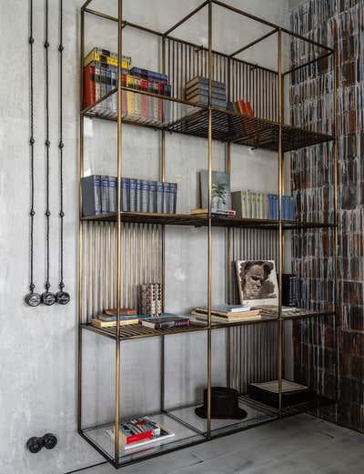 Eclectic Office and Study. Girls Only by Valeriya Razumova.