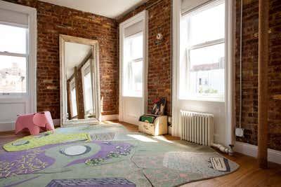 Contemporary Living Room. Marco's Apartment by Sergio Mannino Studio.