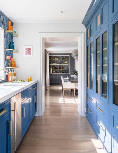 Contemporary Pantry. CONTEMPORARY CLASSIC by Nicole Forina Home.
