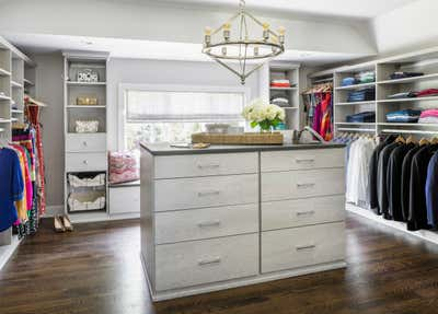 Bohemian Storage Room and Closet. COLOR ME HAPPY by Nicole Forina Home.