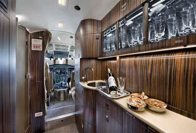 Transportation Kitchen. Aviation  by Sofia Joelsson Design Studio.