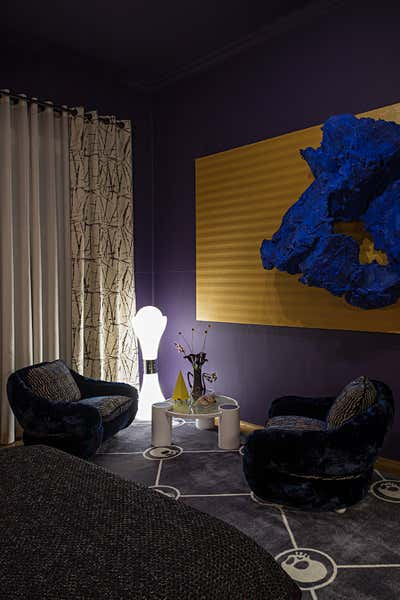 Entertainment/Cultural Bedroom. The Room by OMNU.