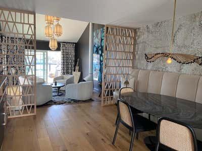 Bohemian Lobby and Reception. Mandalay Bay by Yvonne Randolph LLC.