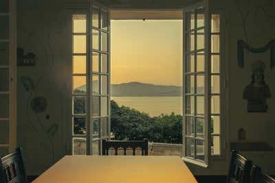 Hotel Dining Room. La Ponche by Fabrizio Casiraghi.