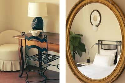Hotel Bedroom. La Ponche by Fabrizio Casiraghi.