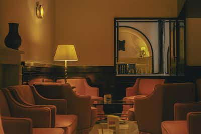 Hotel Bar and Game Room. La Ponche by Fabrizio Casiraghi.