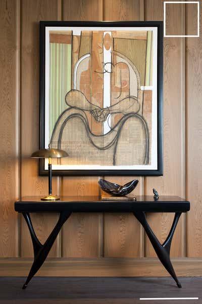 Hotel Living Room. Cypress Lounge by Cravotta Interiors.