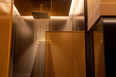 Hotel Bathroom. Zlata Vila Spa  by Design Studio.