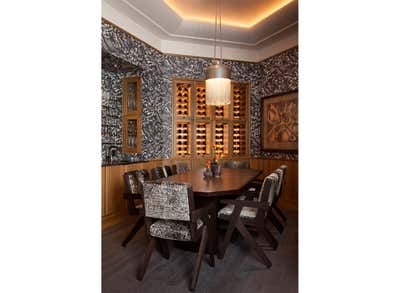 Hotel Dining Room. Cypress Lounge by Cravotta Interiors.
