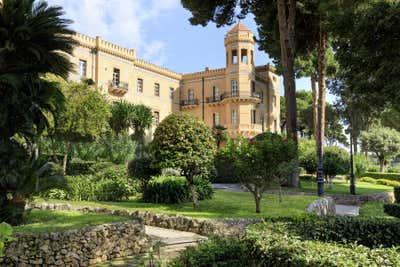 Hotel Exterior. Villa Igiea  by Nicholas Haslam LTD.