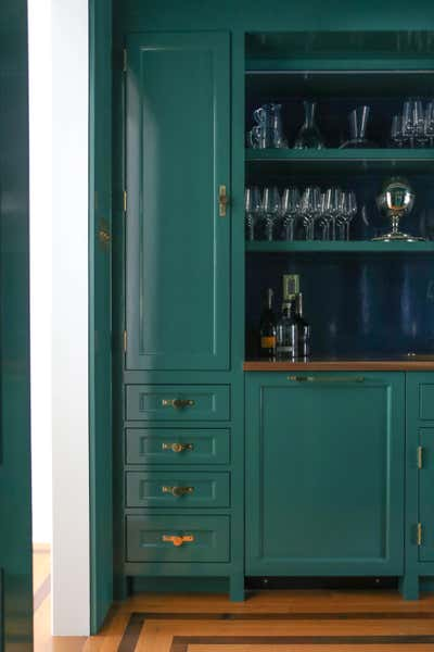 Traditional Pantry. Denver Historic by Emily Tucker Design, Inc..