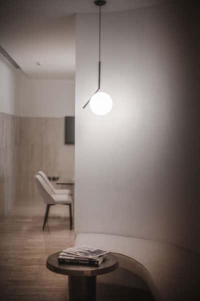 Minimalist Workspace. NJCS by Nebras Aljoaib Design.