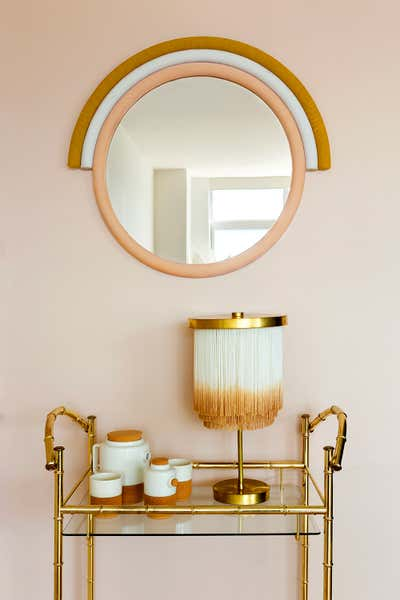 Art Deco Apartment Entry and Hall. Upper East Side Apartment by Merve Kahraman Products & Interiors.