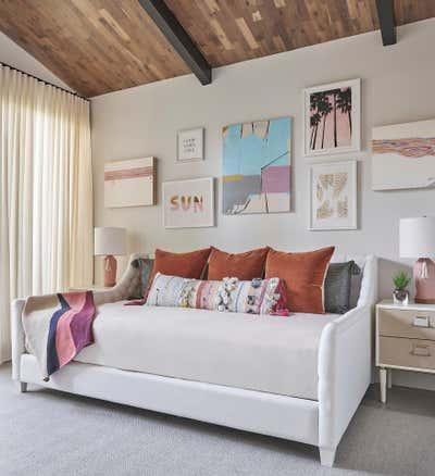 Mid-Century Modern Children's Room. Palm Springs by Studio Gild.