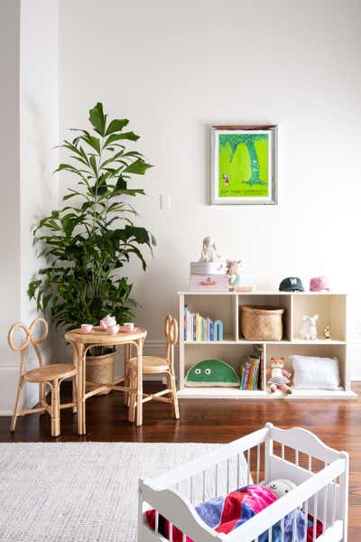 Eclectic Children's Room. Pink Palace by WinTrot.