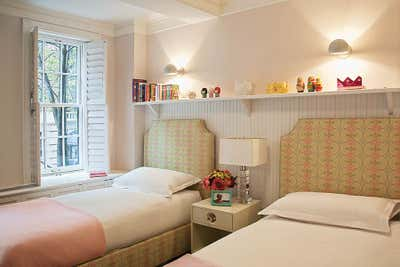 Contemporary Children's Room. West 10th Street by Tamzin Greenhill.