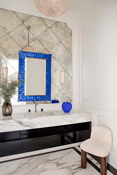 Regency Bathroom. Perugia Road by KES Studio.