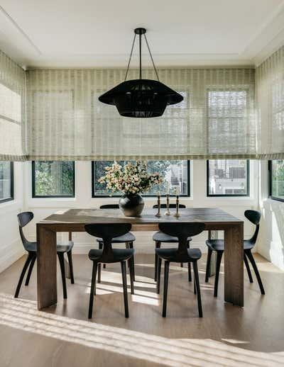 Contemporary Open Plan. Marina by Lindsay Gerber Interiors.