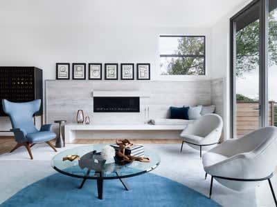 Bachelor Pad Living Room. Sausalito Residence by Tineke Triggs Artistic Designs For Living.