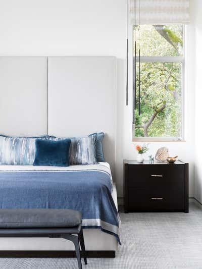 Bachelor Pad Bedroom. Sausalito Residence by Tineke Triggs Artistic Designs For Living.