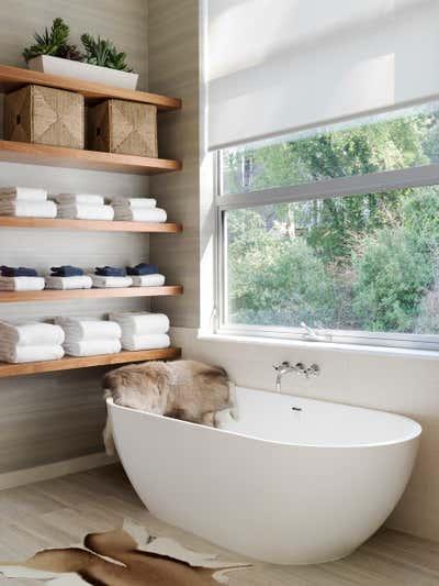 Bachelor Pad Bathroom. Sausalito Residence by Tineke Triggs Artistic Designs For Living.