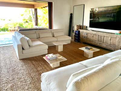 Moroccan Living Room. Hawaii by Sienna Oosterhouse.