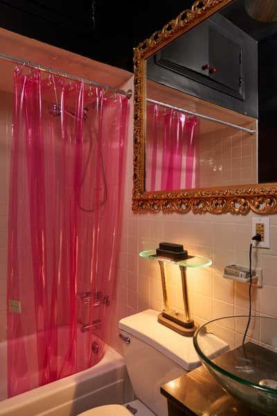 Regency Bathroom. East Village Residence  by Jett Projects.