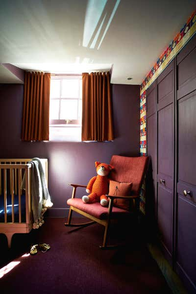 Eclectic Children's Room. C116 by MHLI.