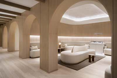 Retail Living Room. Audemars Piguet East Hampton by Studio Galeon.