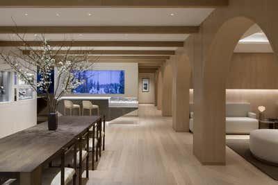 Retail Dining Room. Audemars Piguet East Hampton by Studio Galeon.