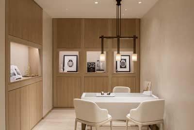 Retail Office and Study. Audemars Piguet East Hampton by Studio Galeon.