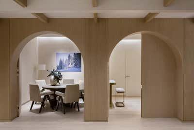Contemporary Open Plan. Audemars Piguet East Hampton by Studio Galeon.