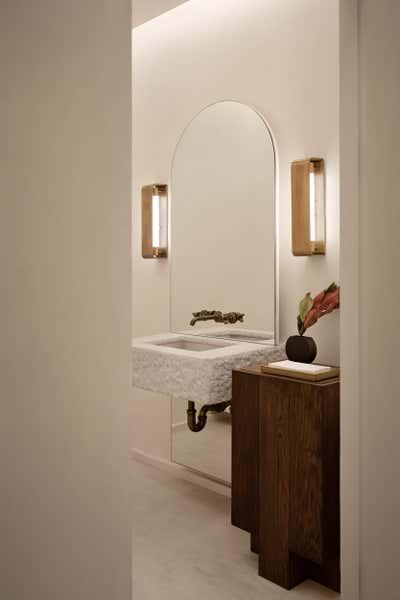 Retail Bathroom. Audemars Piguet East Hampton by Studio Galeon.