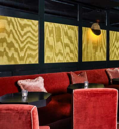Restaurant . Canary Club  by Emily Frantz Design.