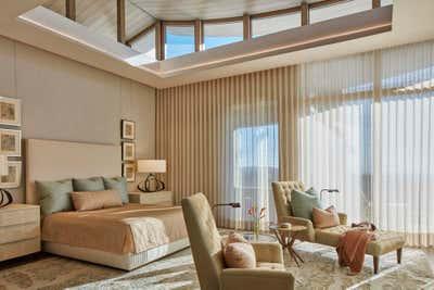Art Nouveau Bedroom. Nouveau Modern by The Wiseman Group Interior Design, Inc..