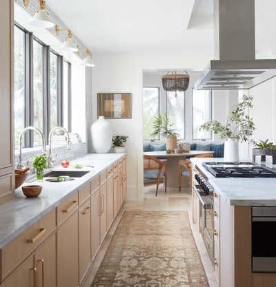 Moroccan Kitchen. Coconut Grove by KitchenLab | Rebekah Zaveloff Interiors.