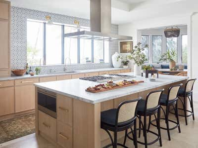 Tropical Kitchen. Coconut Grove by KitchenLab | Rebekah Zaveloff Interiors.