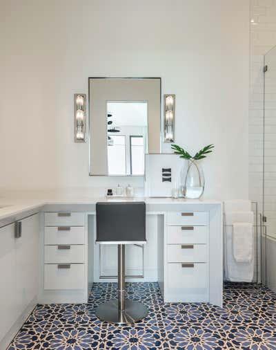 Moroccan Bathroom. New Trail by Habitat Roche.