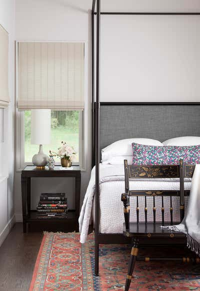Country House Bedroom. Little Boggy by Scheer & Co..