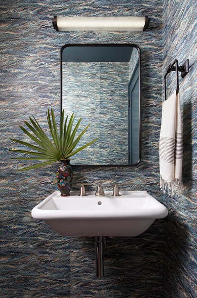 Country House Bathroom. Little Boggy by Scheer & Co..