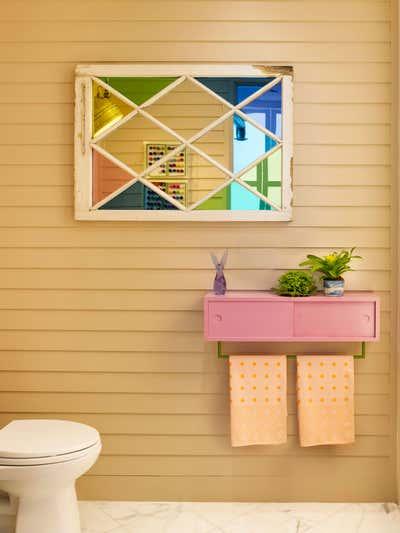 Contemporary Apartment Bathroom. Santa Monica Loft by Ayromloo Design.