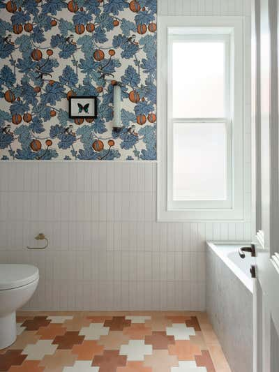 Contemporary Family Home Bathroom. Darley House by Arent&Pyke.
