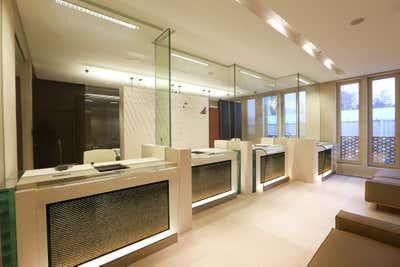 Modern Workspace. Saudi Embassy in Warsaw, Poland by SACD.